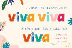 Viva La Fiesta Font Trio Product Image 4