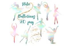 Holo Ballerinas - Hologram Silhouette Product Image 1
