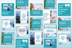 Skyline Instagram Canva Template Product Image 5