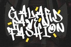 OLDSCHOOLGRAFFITI Font Product Image 3