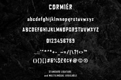 CORMIER - Playfull Display Font Product Image 4