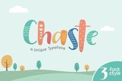 Web Font Chaste Display 3 Font Product Image 1