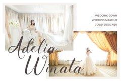 Syamilla Marttine An Elegant Calligraphy Font Product Image 5