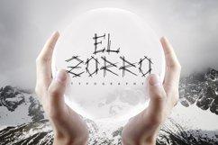 El Zorro Product Image 1