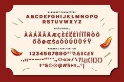 Nexton - Vintage Display Font Product Image 5