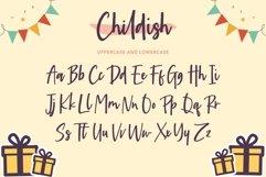Childish Sweet Handwritten Font Product Image 6