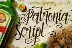 Patronia Script Product Image 1