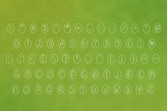Easter egg font in ttf, otf Product Image 2