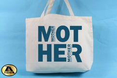 Mother SVG Mothers Day SVG Mom Life SVG Mommy Quotes SVG Product Image 2