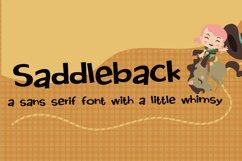 PN Saddleback Product Image 1
