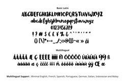 Wrist Hand Brush Font Product Image 2
