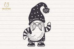 Scandinavian Gnomes SVG, Gnome Clipart, Tomte Product Image 2