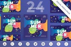 Social Media Cover & Post Design Templates Bundle SALE Product Image 3