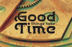 Patina font Product Image 5