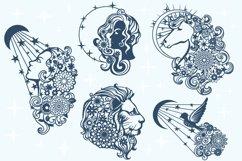 Fairytale Papercut Bundle - 16 SVG cut files Product Image 2