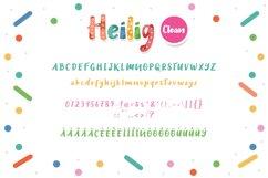 Heilig Display 3 Font Product Image 5