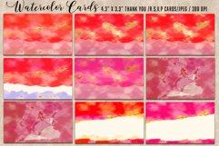 Luxury Gold Watercolor Bundle. Watercolor textures kit, Product Image 4