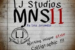 LJ Studios MNS 2 Product Image 1