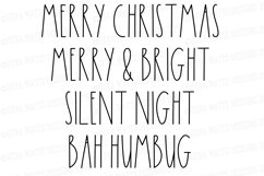 Simply Done Write Farmhouse 3 Weights Font Family & Dingbats Product Image 5