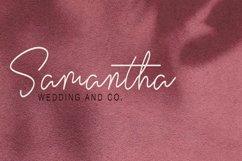 Violitta Signature typeface Product Image 2