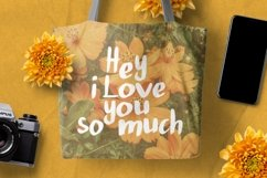 Web Font Sweet Home Product Image 1