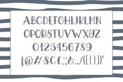 Sailor Benjamin Font Duo Product Image 6