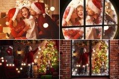 45 Christmas window frames Product Image 2
