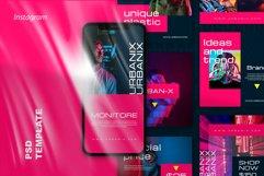 Urbanix - Post & Stories Instagram Template Product Image 2