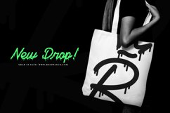 Onedrips - Graffiti Script Fonts Product Image 5