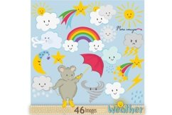 Weather Clipart Product Image 1