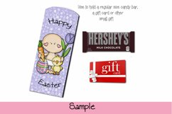 Baby Boy Easter Candy Bar Sleeve Product Image 2