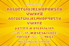 Gallery - Playful Comic Font Product Image 7