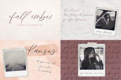 The Chic Calligraphy Font Bundle Product Image 3