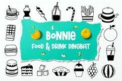 Web Font Bonnie Dingbats Font Product Image 1