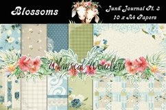 Blossoms Junk Journal Bundle Product Image 4