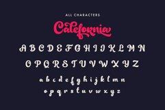 Calefornia Bold Script Product Image 6