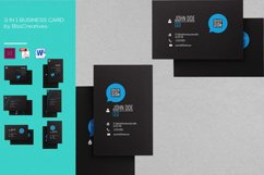 3 In 1 Simple Business Card Product Image 6