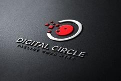 Digital Circle Logo Product Image 1