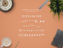 Enriq Round Sans Serif Font Product Image 4