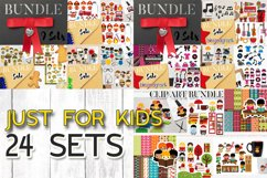 Kids clip art - Graphics and Illustrations Huge Bundle Product Image 2