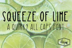 Squeeze Of Lime Product Image 1