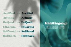 Norfolk Font Pair Bold & Narrow Product Image 4