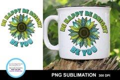 Sunflower Sublimation Designs MiniBundle with Leopard Print Product Image 4