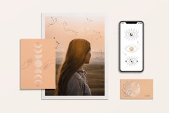 Celestial Stamp Brushes Procreate, Photoshop Product Image 6