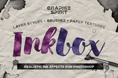 INKBOX: Realistic Ink Effects Product Image 1