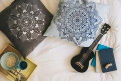 Hand Drawn Mandala & Floral Zentangle Collection Product Image 3