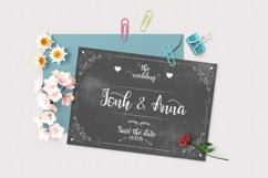 Hollyn Script with Ornaments Font Product Image 10