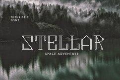 Metropolia - Futuristic font Product Image 3