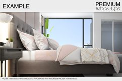 Bedding Mockup Set Product Image 2