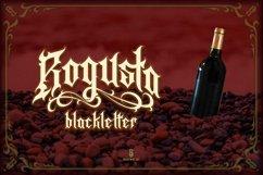 Rogusta | Blackletter Product Image 2